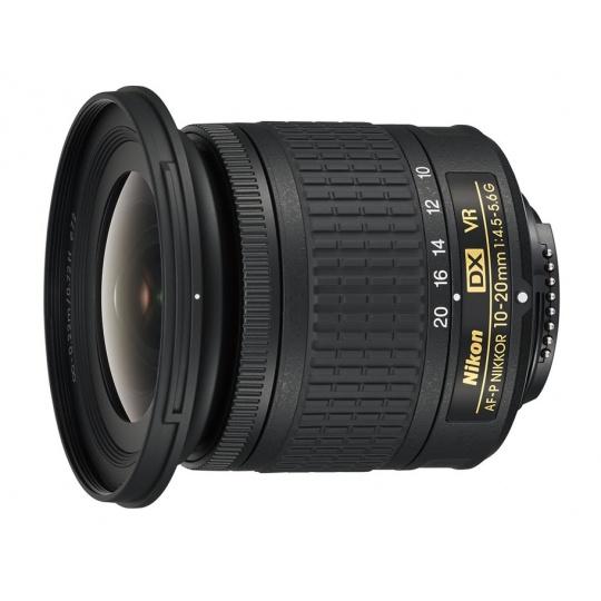 Nikon 10-20 mm F 4.5-5.6G AF-P DX VR