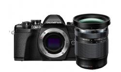 Olympus OM-D E-M10 mark III + 12-200 černý + karta SDHC 32GB