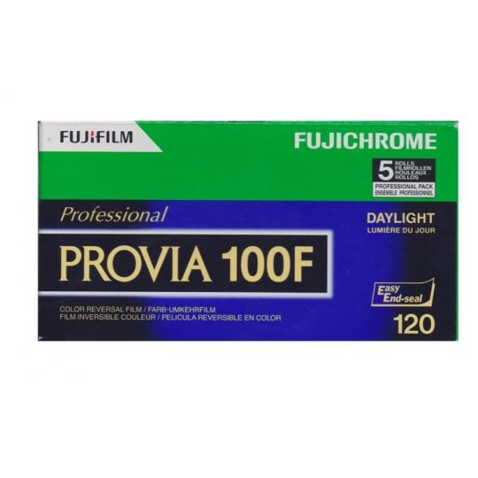 Fujifilm Provia F 100 barevný inverzní svitkový film (1 ks)