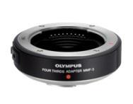 Olympus MMF-3 adaptér pro objektivy 4/3 na Micro 4/3