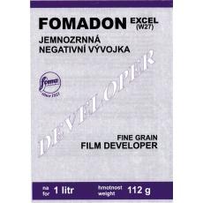 Foma Fomadon Exel negativní prášková vývojka pro 1 litr