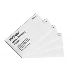 Tiffen čistící papírky na optiku 50 ks