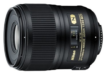 Nikon 60 mm F 2,8G AF-S MICRO