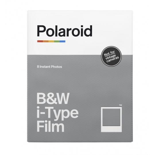 Polaroid Originals i-Type B&W film