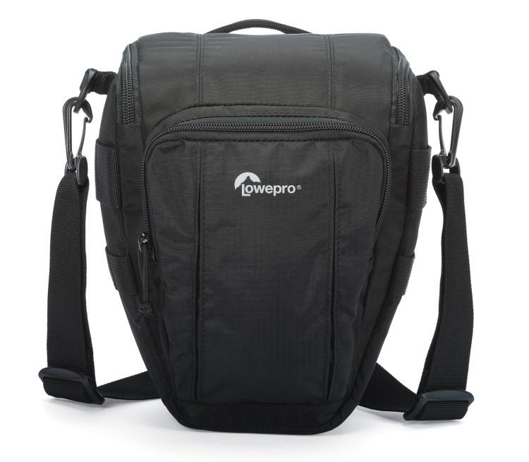 Lowepro Toploader Zoom 50 AW II Black