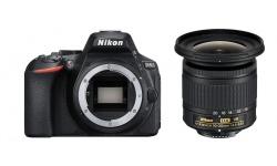 Nikon D5600 + 10-20 mm AF-P VR, Nákupní bonus 300 Kč (ihned odečteme z nákupu)