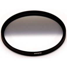 VFFOTO přechodový šedý filtr 12,5% (ND8) 77 mm + utěrka z mikrovlákna