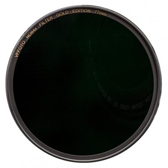VFFOTO GS ND 64x 77 mm + utěrka z mikrovlákna