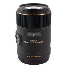 Sigma 105 mm F 2,8 Macro EX DG OS HSM pro Nikon F, Bonus 700 Kč ihned odečteme