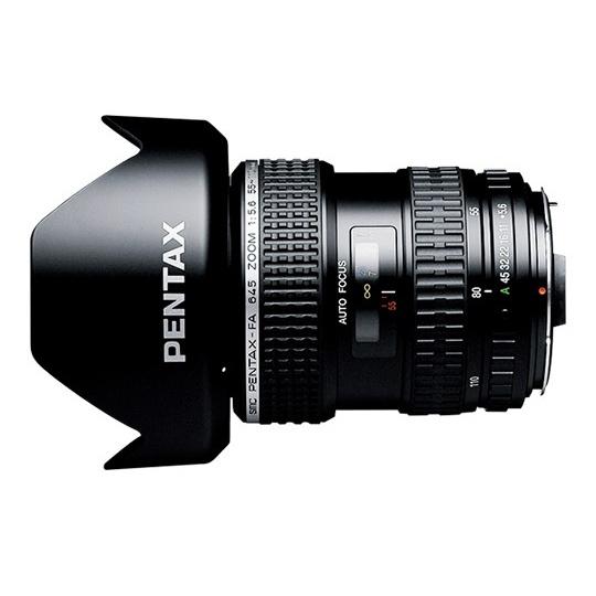 Pentax smc FA 645 55-110mm/5,6