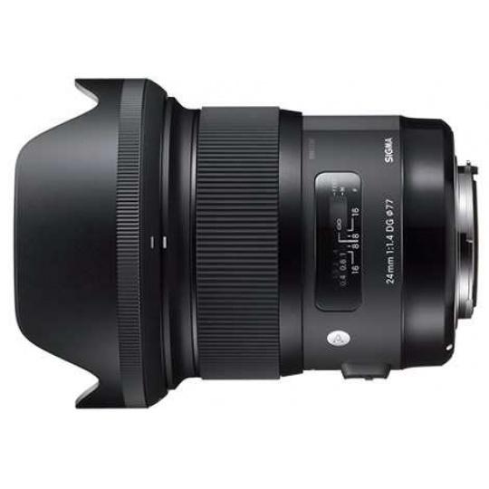 SIGMA 24/1,4 DG HSM ART Sony E, Nákupní bonus 1200 Kč (ihned odečteme z nákupu)