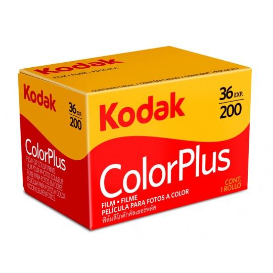 Kodak Color Plus 200/36 barevný negativní kinofilm