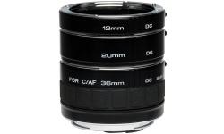 Kenko sada mezikroužků na Canon (12, 20, 36 mm) DG