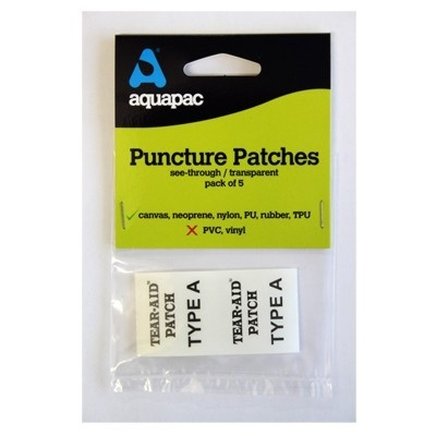 Aquapac 900 Puncture Patches Airtight & Watertight