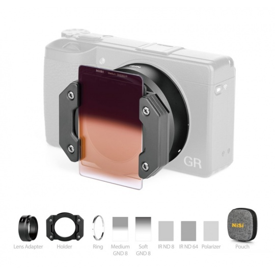 NiSi Master Kit for Ricoh GR III
