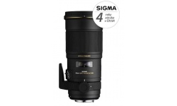 SIGMA 180/2.8 APO MACRO EX DG OS HSM Canon, Bonus 2.500 Kč ihned odečteme
