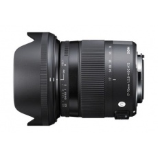 Sigma 17-70 mm F 2,8-4 DC Macro OS HSM pro Nikon F (řada Contemporary), Nákupní bonus 700 Kč (ihned odečteme z nákupu)
