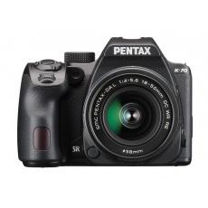 Pentax K-70 + 18-50 DA WR RE černý