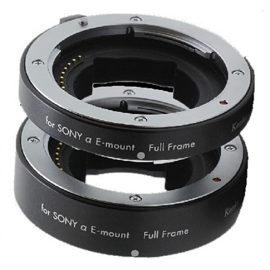Kenko sada mezikroužků 10+16mm pro Sony E bajonet Full Frame/APC-S