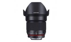 Samyang 16mm F/2.0 ED AS UMC CS pro Canon