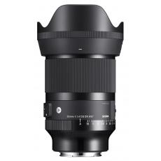 Sigma 35/1.4 DG DN Art pro Sony E, Nákupní bonus 1300 Kč (ihned odečteme z nákupu)