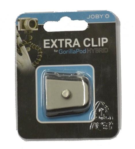 Joby destička pro GorillaPod Hybrid (extra clip)