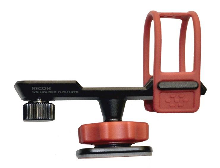 Pentax-Ricoh O-CM1470 držák s lepící plochou a zajišťovacím rámečkem