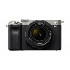 Sony A7C + 28-60/4-5,6 stříbrný