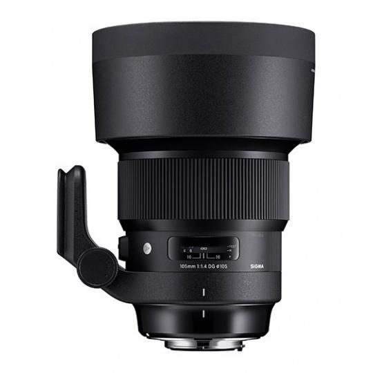 Sigma 105 mm f/1,4 DG HSM Art pro Canon EF, Nákupní bonus 2200 Kč (ihned odečteme z nákupu)
