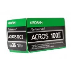 Fujifilm Neopan Acros II 100/135-36 černobílý negativní kinofilm (12/2021)