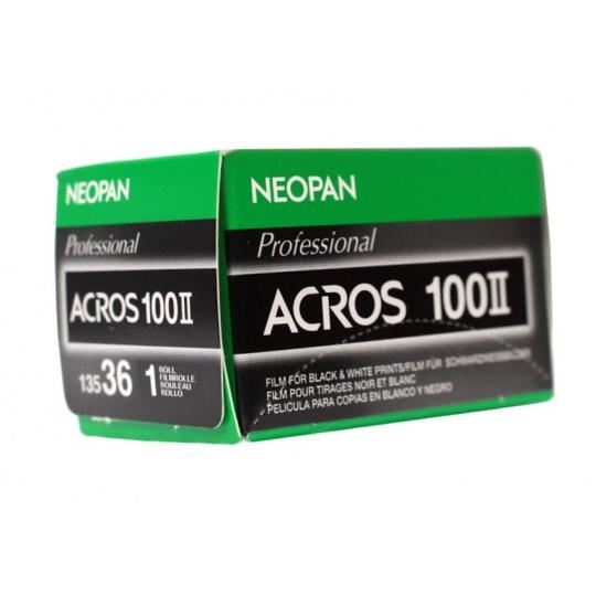 Fujifilm Neopan Acros II 100/135-36 černobílý negativní kinofilm