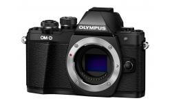 Olympus OM-D E-M10 mark II tělo černé