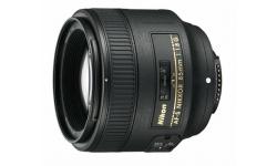 Nikon 85 mm F 1,8G AF-S