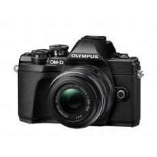 Olympus OM-D E-M10 mark III + 14-42 R černý