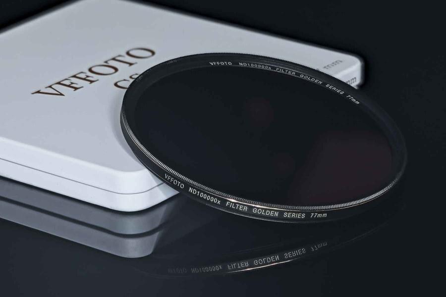 VFFOTO ND 100000x GS 77 mm + utěrka z mikrovlákna