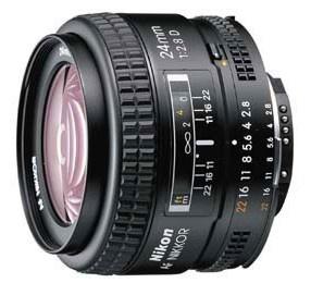 Nikon 24 mm F 2,8D AF