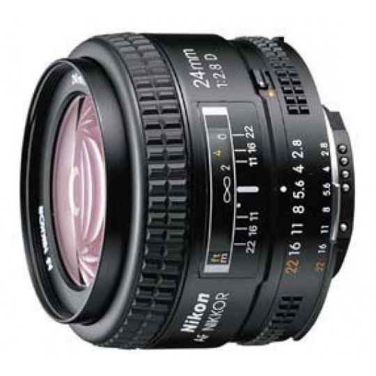 Nikon 24 mm F 2,8D AF, Akce -10%