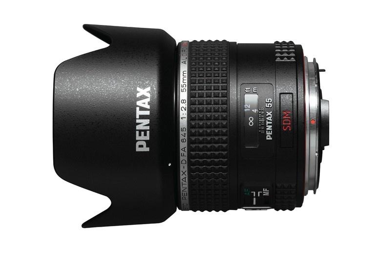 Pentax smc D FA 645 55 mm / 2,8 AL [IF] SDM AW