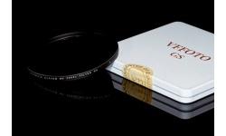 VFFOTO magnetický ND 2000x filtr GS 62 mm