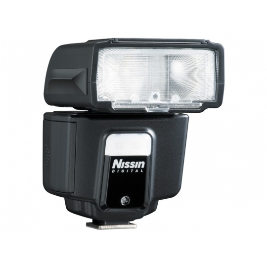 Nissin i40 pro Olympus a Panasonic