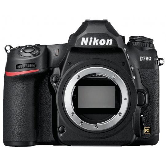 Nikon D780 tělo + Nákupní bonus 1000 Kč (ihned odečteme z nákupu)
