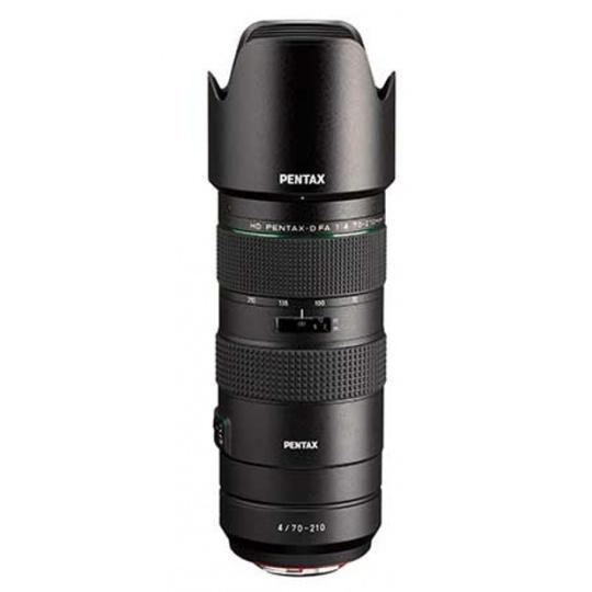 Pentax HD D-FA 70-210 mm F4 ED SDM WR