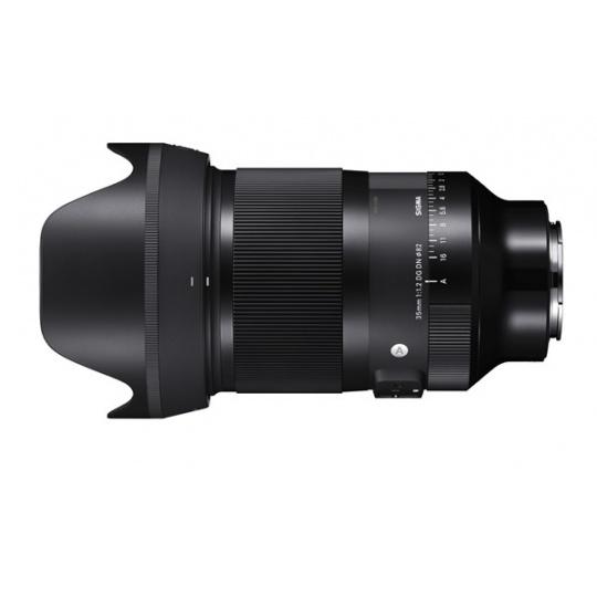 SIGMA 35 mm f/1,2 DG DN Art pro Sony E, Nákupní bonus 2200 Kč (ihned odečteme z nákupu)