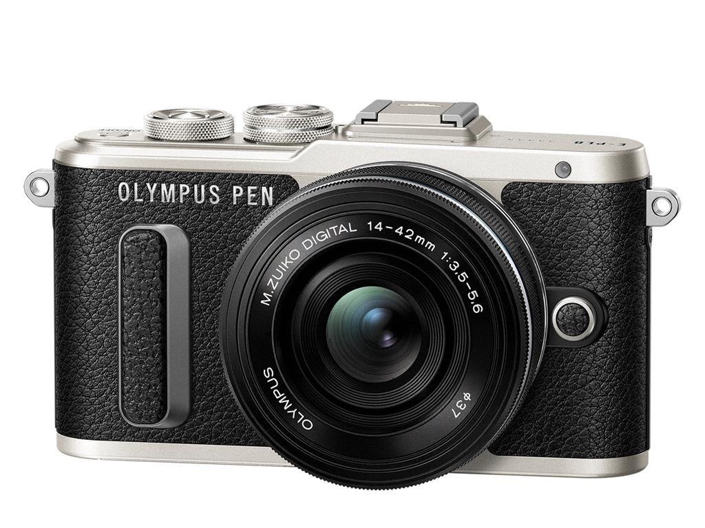 Olympus PEN E-PL8 + 14-42 mm EZ černý + blesk FL-LM1, Nákupní bonus 3000 Kč (ihned odečteme z nákupu)