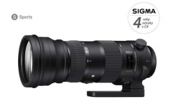 SIGMA 150-600/5-6.3 DG OS HSM SPORT Canon, Bonus 2.000 Kč ihned odečteme