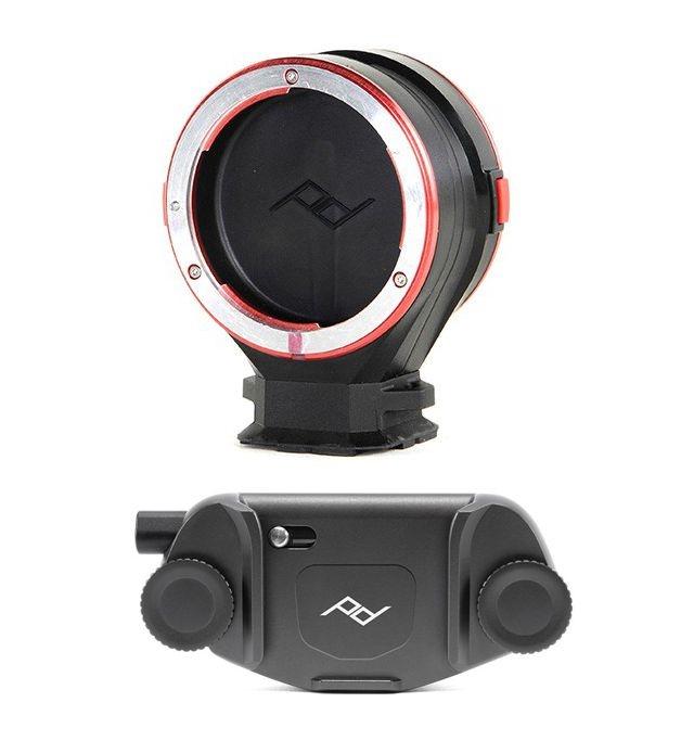 Peak Design Capture Lens – Canon