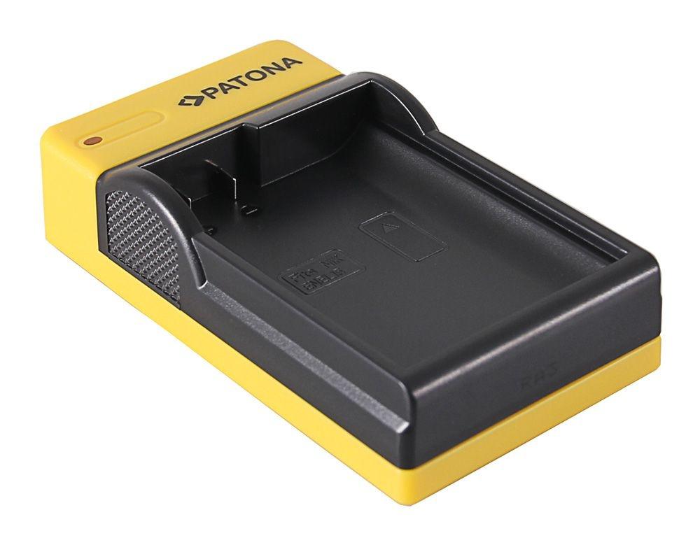 Patona USB Slim nabíječka pro Nikon EN-EL15 / EN-EL15a / EN-EL15b