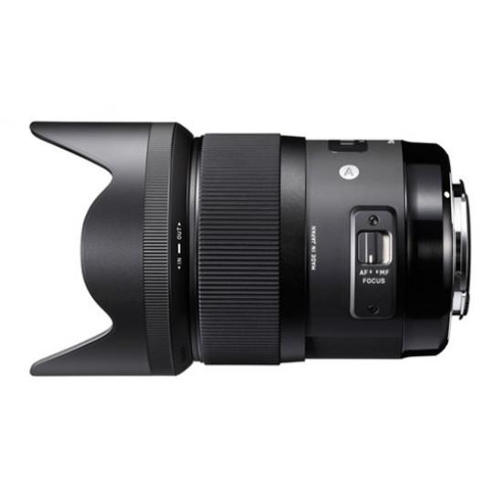 Sigma 35 mm F 1,4 DG HSM pro Canon EF (řada Art), Bonus 1.500 Kč ihned odečteme