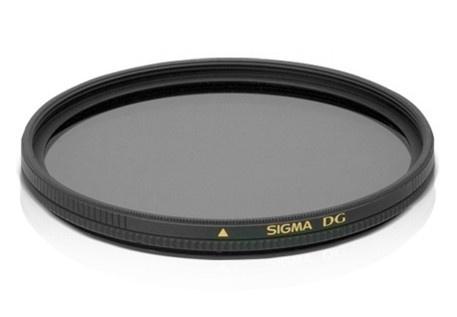 Sigma Cirkulární Polarizační DG 58 mm Wide