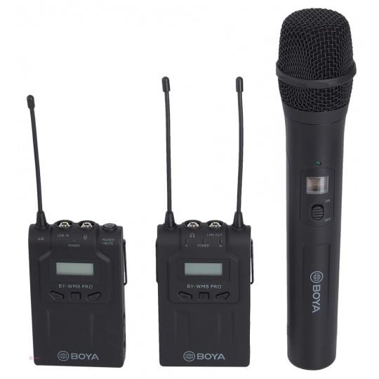 Boya Mikrofon BY-WM8 PRO-K4